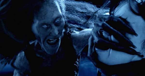 Os fantasmas mais assustadores dos filmes de terror - mama
