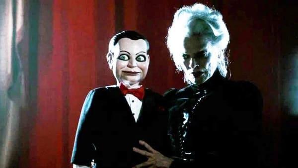 Os fantasmas mais assustadores dos filmes de terror - mary shaw