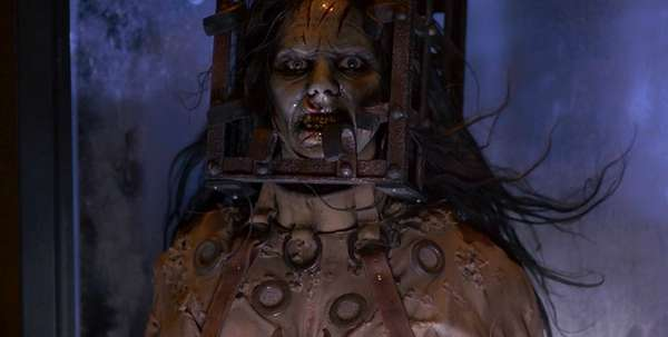 Os fantasmas mais assustadores dos filmes de terror - o chacal