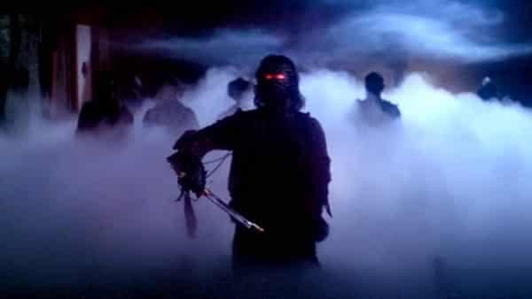 Os seres da neblina • mundo sombrio