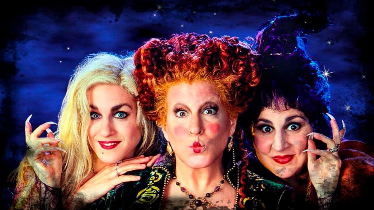 'Abracadabra 2' foi confirmado oficialmente pela Disney mundo sombrio