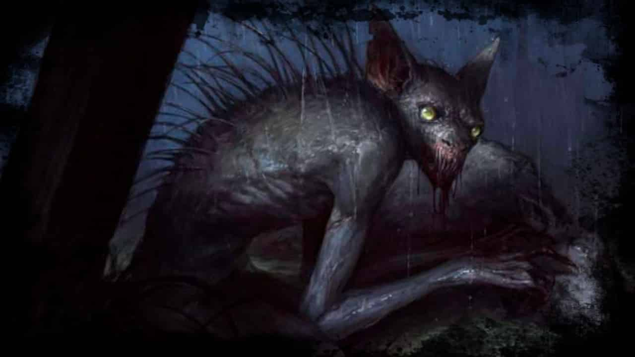 Criatura Misteriosa mata coelhos e galinhas chupando todo seu sangue em uma Aldeia na Rússia