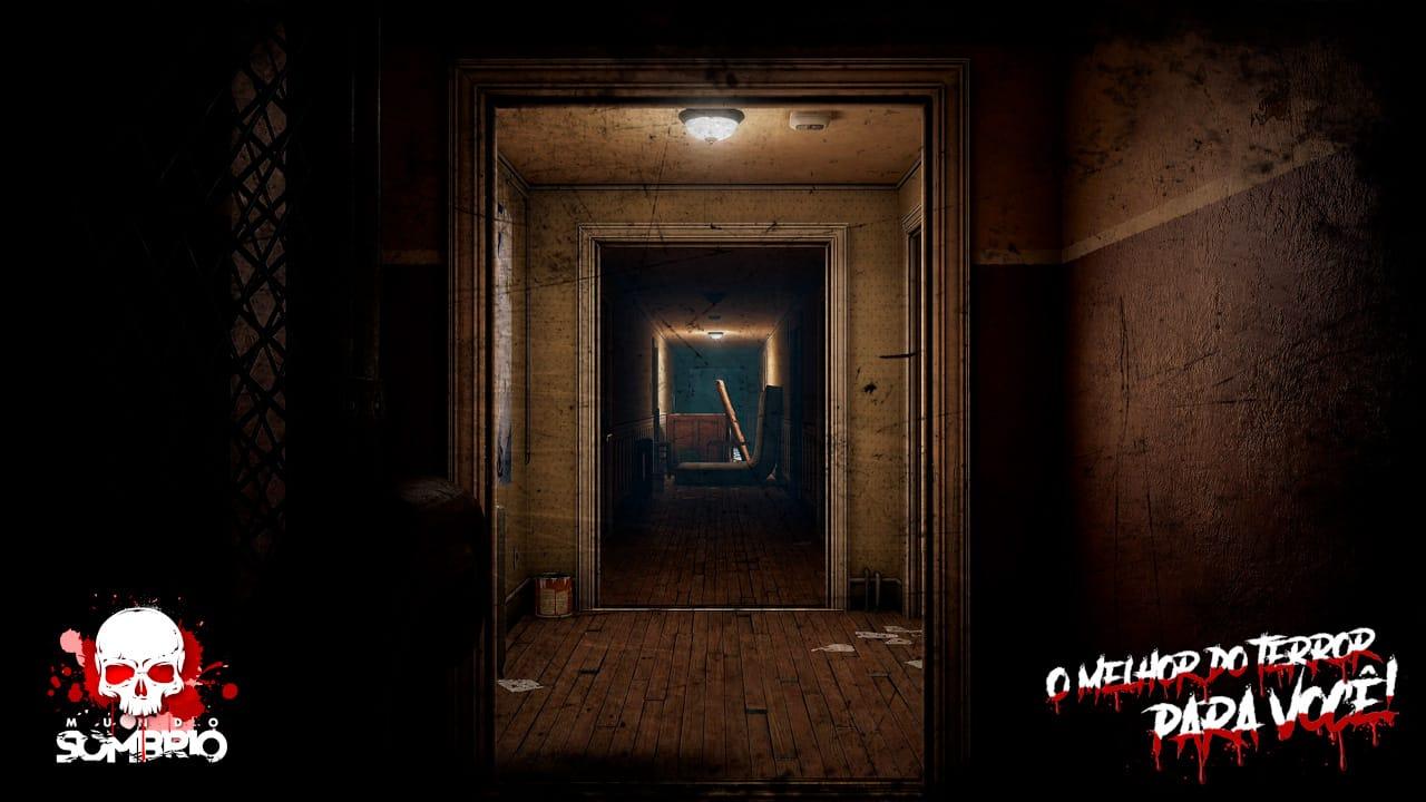 o apartamento história de terror mundo sombrio