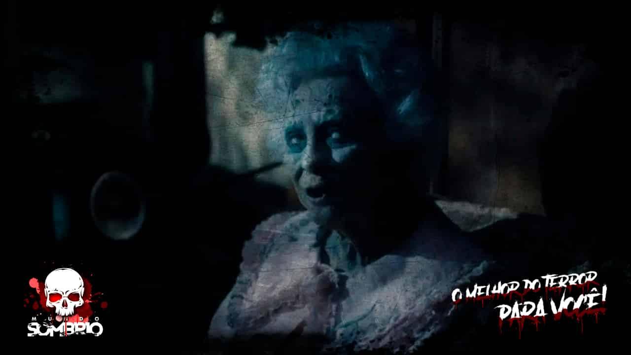Um Fantasma Ressentido relato sobrenatural mundo sombrio