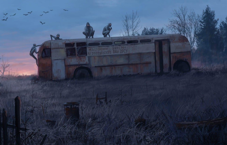 Stefan koidl by stefan koidl chernobyl horror story monstry • mundo sombrio