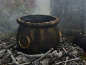 A lenda do caldeirão amaldiçoado de lincolnshire