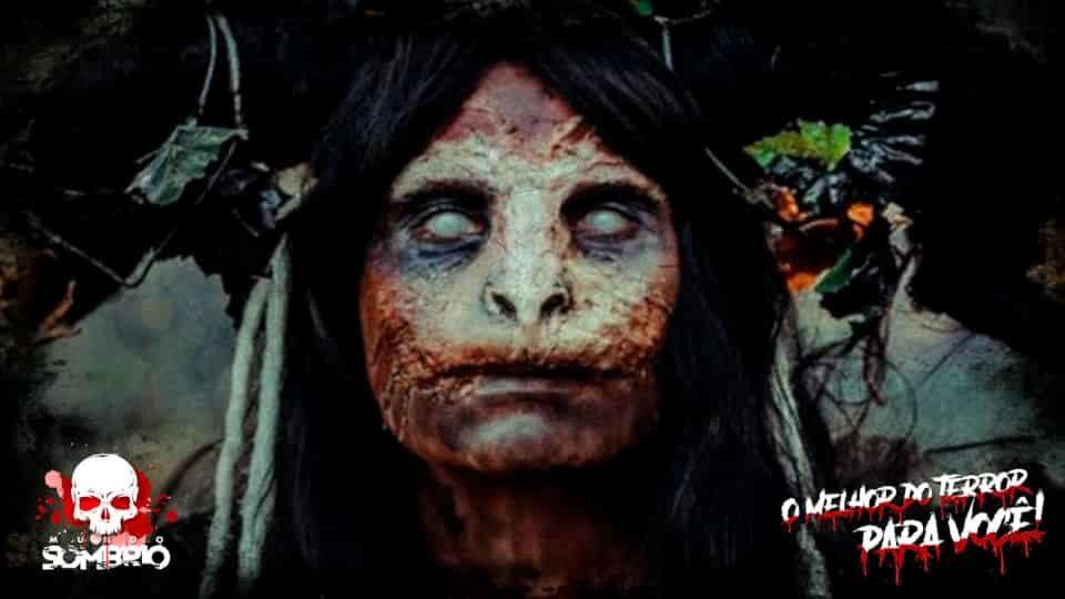 O Fantasma de uma Bruxa Salvou minha amiga da Morte relato sobrenatural mundo sombrio