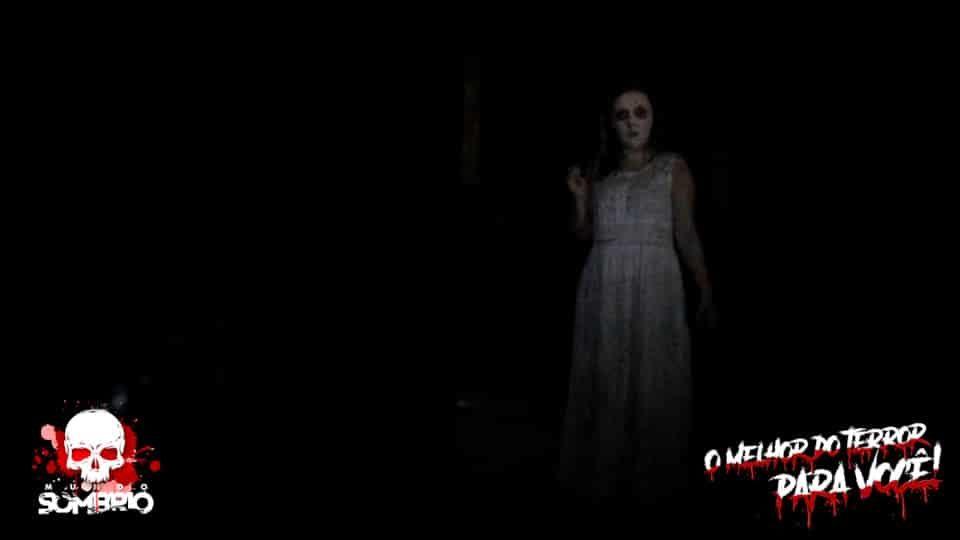 ela ainda está comigo relato sobrenatural mundo sombrio