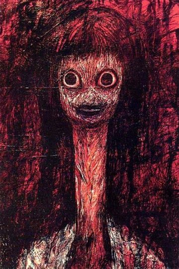 O inferno de tomino, o poema que supostamente mata quem o lê em voz alta mundo sombrio