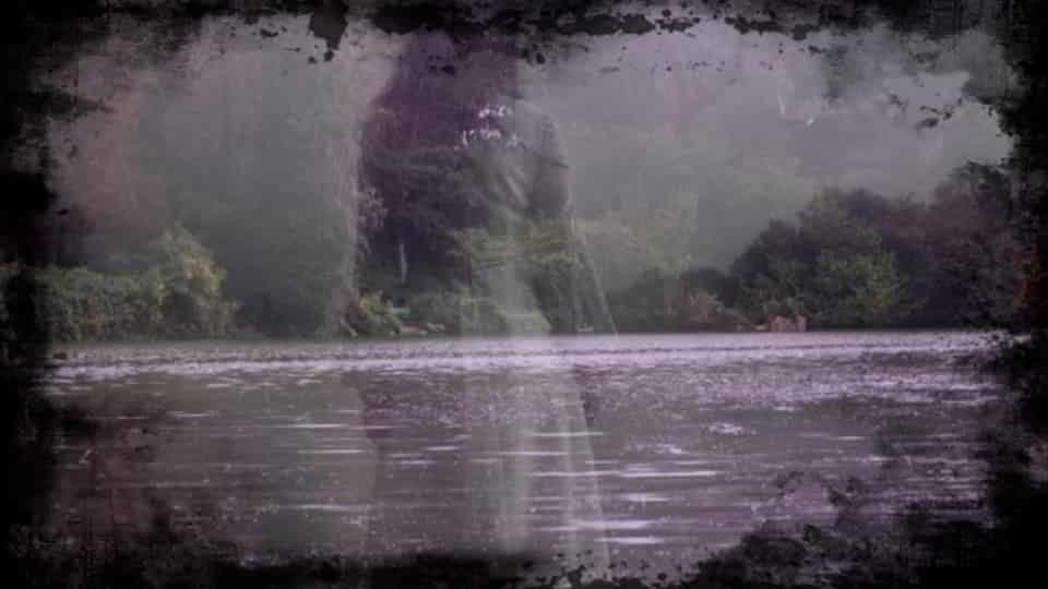 A Dama do Lago Ronkonkoma lenda americana mundo sombrio