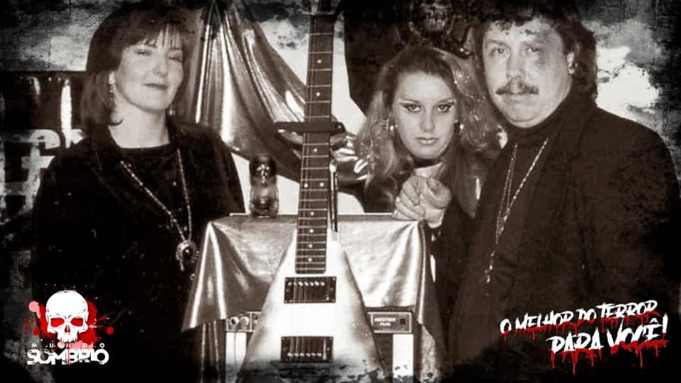 A Verdadeira História Da Guitarra Devil De Patrick Cross mundo sombrio