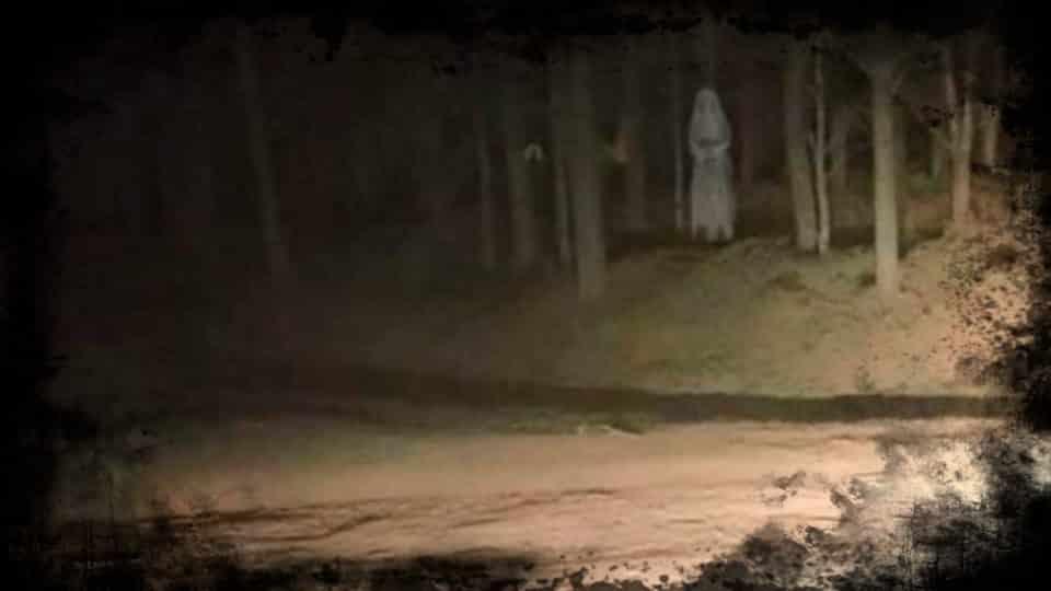 Aparição de Noiva Fantasma viraliza nas redes sociais