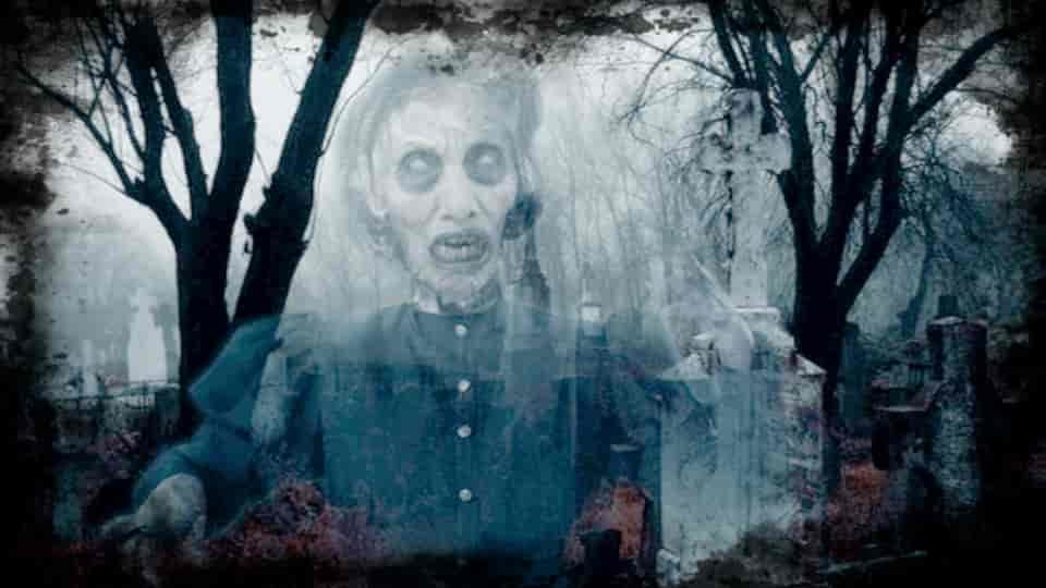 O Espírito sem Descanso A História do Fantasma de Cassie Foster lenda mundo sombrio