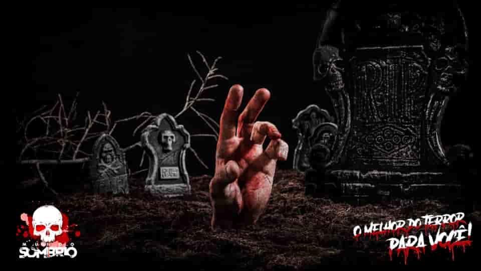 a visita do morto história de terror mundo sombrio