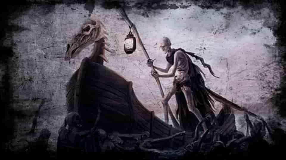caronte o barqueiro do inferno lendas mundo sombrio-min