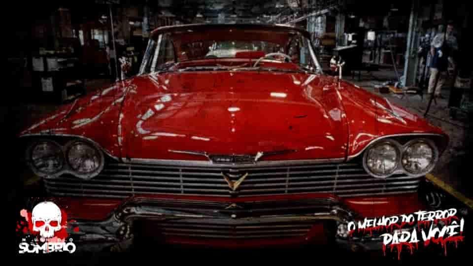 o carro vermelho história de terror mundo sombrio