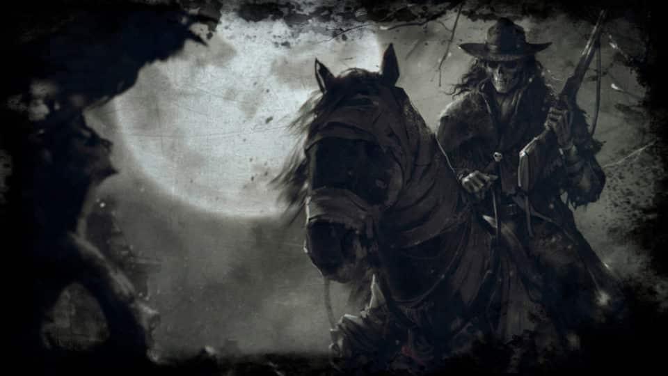 A História Assombrada do meu Tataravô mundo sombrio