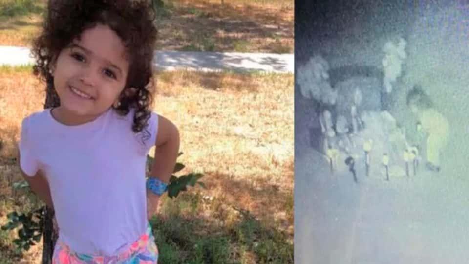Mãe relata que viu espírito de filha visitando túmulo e mostra imagens mundo sombrio