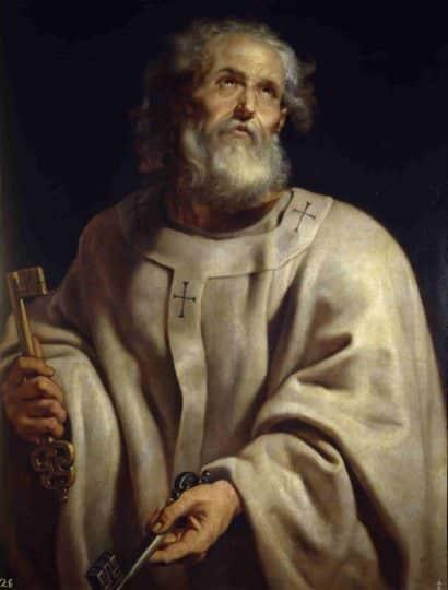 Papa legba, é sincretizado com são pedro da religião cristã