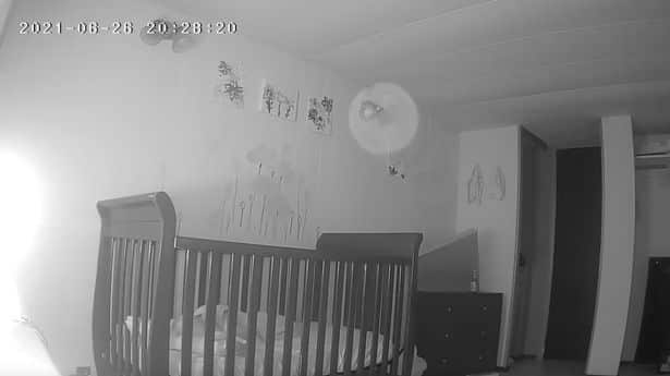 0 pay paranormal activity mum discovers creepy ghost on baby monitor and reveals previous owner died in 2 • mundo sombrio
