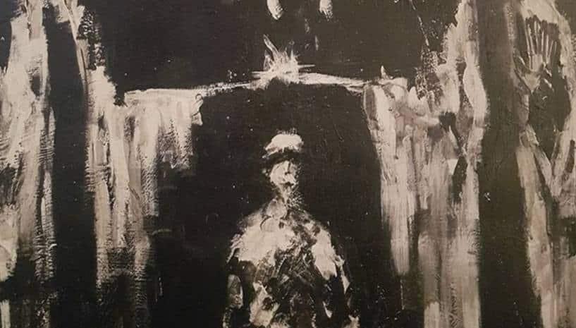 Mulher Desmaia E Cai No Chão Após Ver Uma Pintura Assombrada