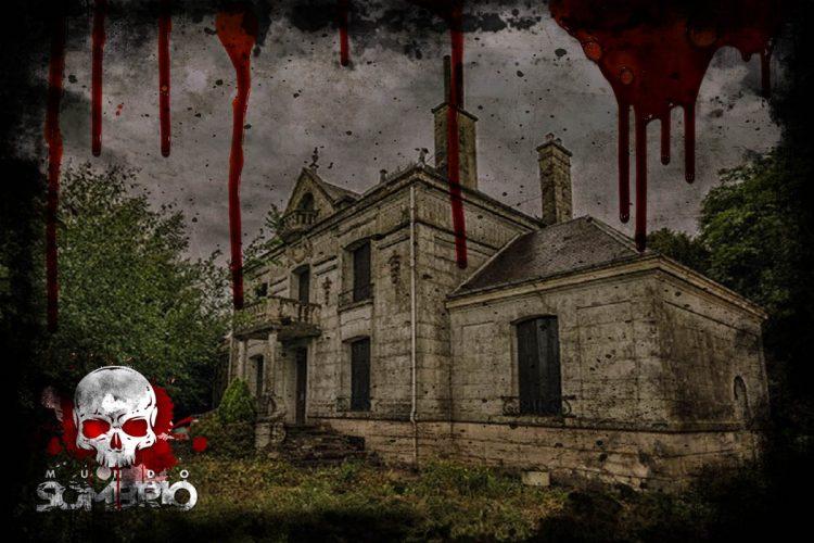 A Casa das Tristezas Indecifráveis História de Terror mundo sombrio