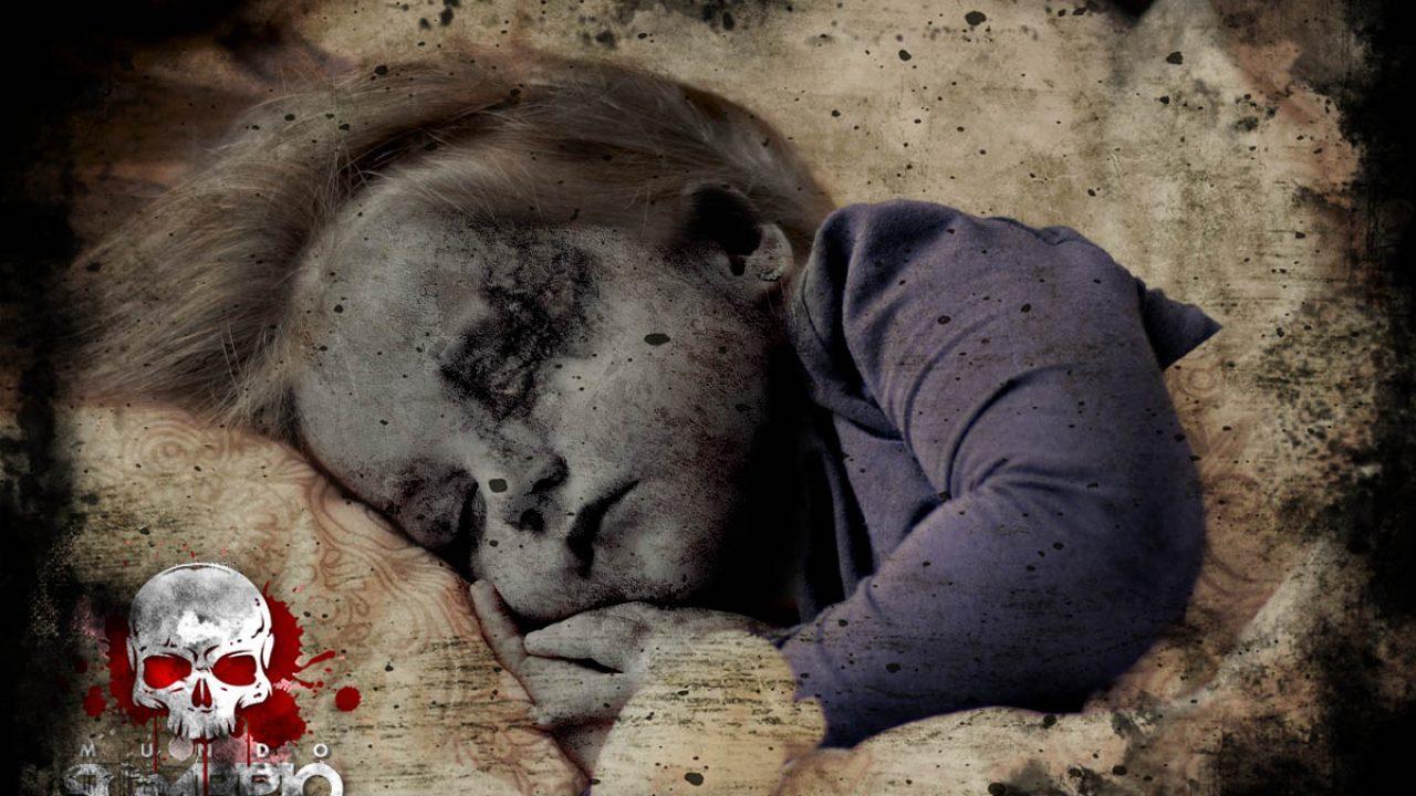Nunca Deixe seu Bebê chorar à Noite lenda mexicana mundo sombrio