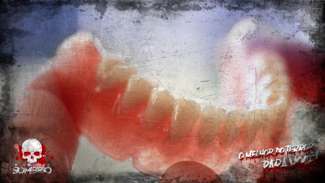a dentadura história de terror mundo sombrio