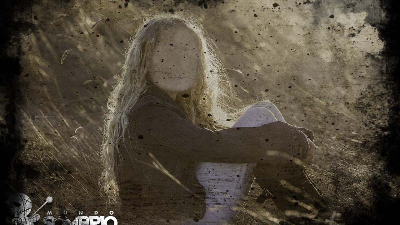 a menina sem rosto relato sobrenatural