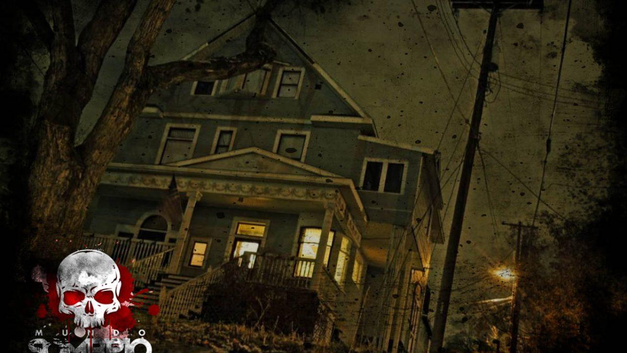 enfeites de halloween história de terror mundo sombrio